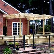 Pergola for Shelter and Design